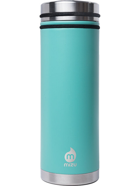 MIZU V7 - Recipientes para bebidas - with V-Lid 700ml Turquesa